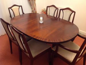 William Lawrence Cameo Range Dining Furniture In Nottingham