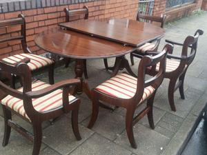 Dining Table Chairs In Bilston