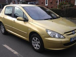 Used Peugeot 307 Cars for Sale in Basildon | Friday-Ad