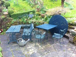 Garden Furniture In Uckfield