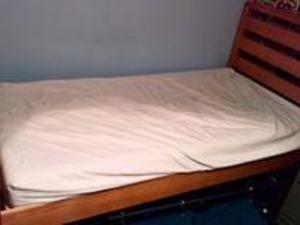 Dreams Woodstock Single Wooden Bed Frame In Romsey