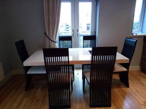 Dining Table 6 Chairs In Halifax