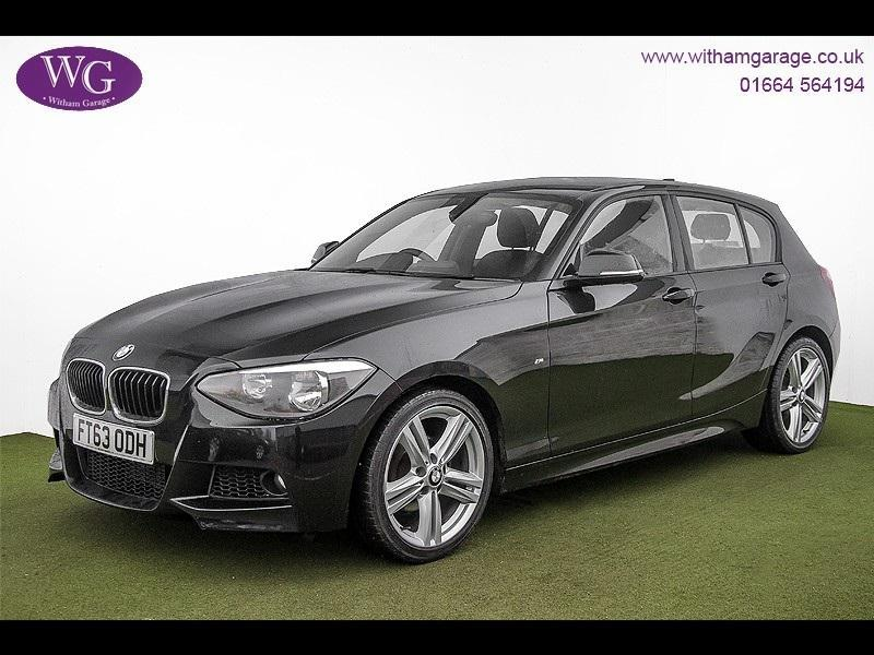 bmw 1 series 2014 in melton mowbray friday ad. Black Bedroom Furniture Sets. Home Design Ideas