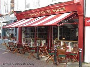 HANUSHKA COFFEE HOUSE Barista in Hastings & Part-time Evening u0026 Weekend Jobs in Tenterden