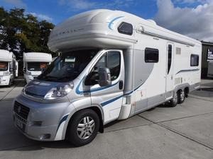 Fiat Auto Trail Frontier Arapaho REDUCED!! (2012) Motorhome for Sale in  Hailsham