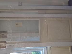 X2 Homebase Cambridge 6 Light Door Smooth Effect Interior Doors
