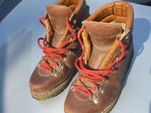 18a11371d60 LOVESON LEATHER WALKING BOOTS NEVER WORN in Polegate - Expired ...