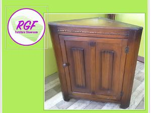 Corner Cabinet / Cupboard - Local Delivery £19 in Lancing