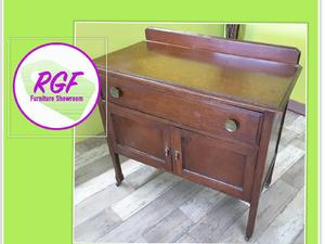 Sideboard With Drawers & Cupboard  - Local Delivery £19 in Lancing