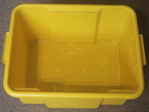 24x Plastic Storage Boxes - Many Colours! in Brighton & Storage Boxes and Furniture in Brighton | Friday-Ad