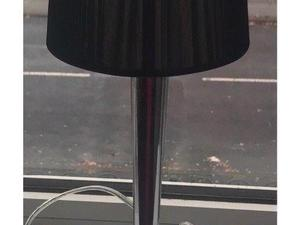 Habitat black spindle floor lamp in brighton sold friday ad black lamp 17 mozeypictures Choice Image