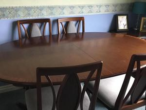 Dining Table And 4 Chairs G Plan In Chester Le Street