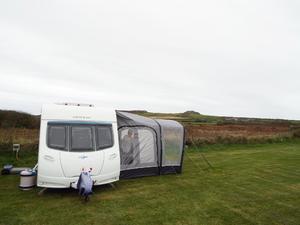 Vango Sonoma 250 Airbeam Caravan Awning 2017