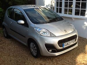 Used Peugeot 107 Cars for Sale in Worthing | Friday-Ad