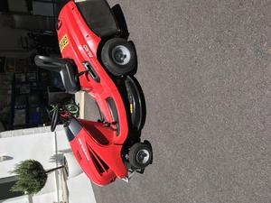 ALKO T 12 74 HD Sit On Mower In Pulborough