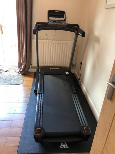 Reebok Z-Power Treadmill   Reebok treadmill mat. Couple of months old still  sold in John Lewis in Wisbech - Expired  26741f91c