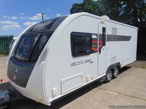 4 Berth Sterling Touring Caravans for Sale in Northampton