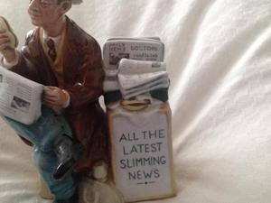"Royal Doulton ""Stop Press"", used for sale  Llansamlet"