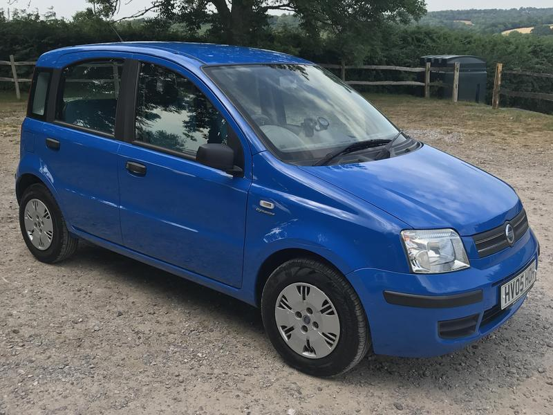 fiat panda 2005 automatic blue 6 months mot in uckfield friday ad. Black Bedroom Furniture Sets. Home Design Ideas
