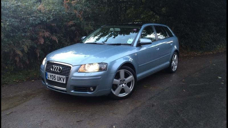 Audi A3 2005 In Tunbridge Wells Friday Ad