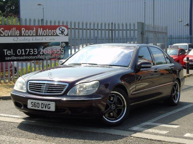 Mercedes benz s class 2000 in peterborough friday ad for Mercedes benz peterborough