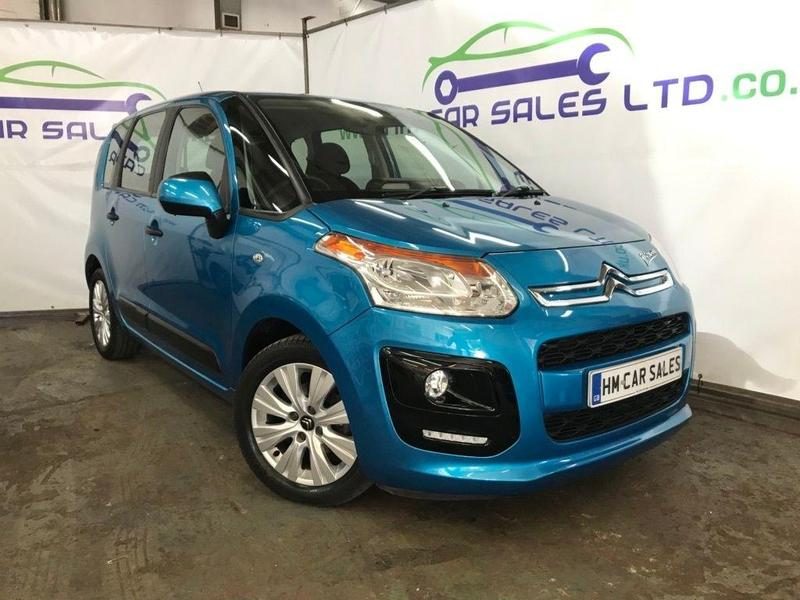 Citroen C3 Picasso 2013 In Tiverton Expired Friday Ad