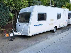 6 Berth Bailey Touring Caravans For Sale In Reading Friday Ad