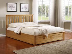 OTTOMAN BED FRAME AND SPRUNG MATTRESS FROM £199.95 in Crawley