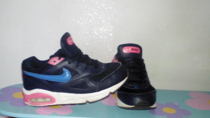 BNIB New Men Boys Nike Air Max 90 Mesh Trainer Navy Blue size 4 5 6uk | eBay