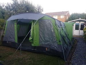 Friday-Ad & Eurohike 415TS 4 man high dome tent in Hastings - Expired | Friday-Ad