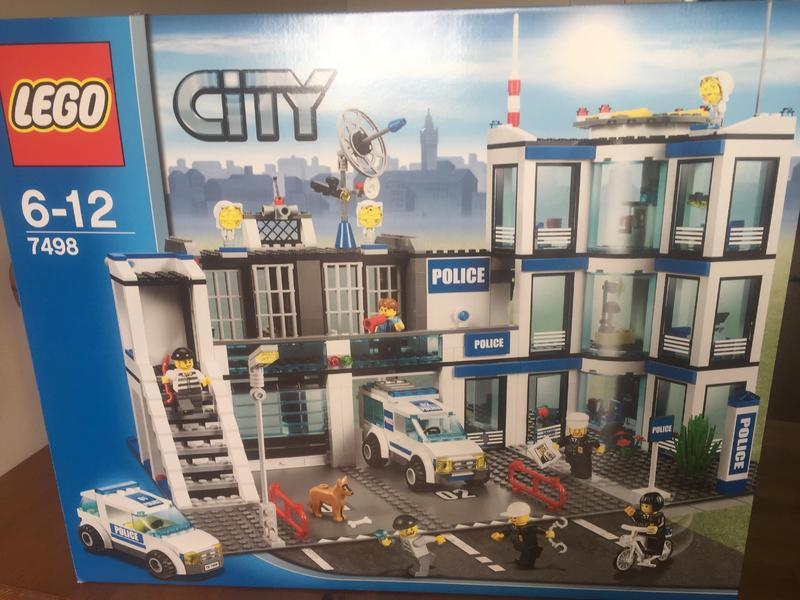 Police Station Lego Ads Buy Sell Used Find Great Prices