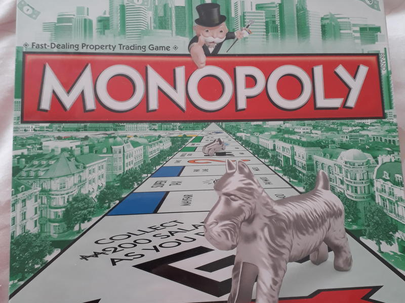 Pass Go and Collect on Early Monopoly Games