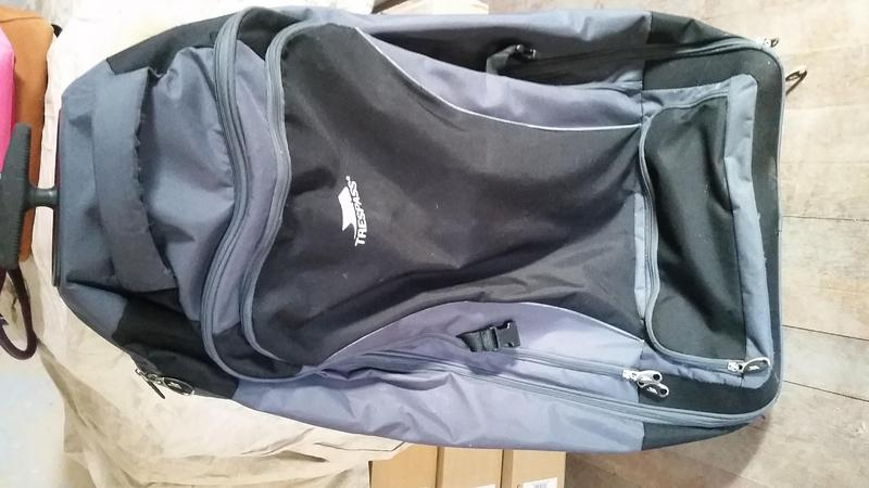 25ed1b538794 Large Trespass Backpack/Rucksack with wheels in Worthing - Expired ...