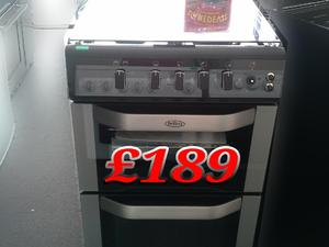 Gas Cooker 50 cm Double Oven Belling  in St. Leonards-On-Sea