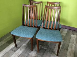 Set Of 4 G Plan Chairs in Lancing
