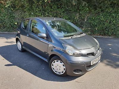 Toyota Aygo 2009 In Broadstairs Friday Ad