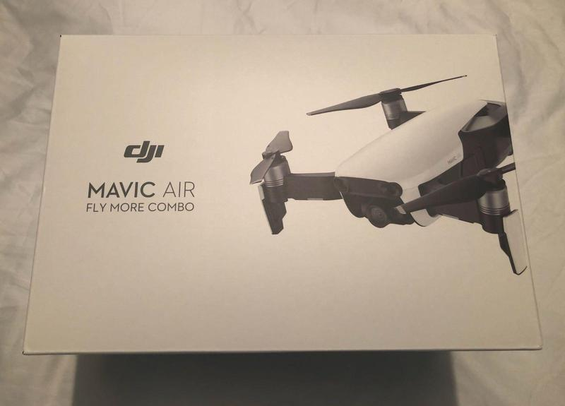 69e92eea2df Mavic Air Fly More in Dorking - Expired | Friday-Ad