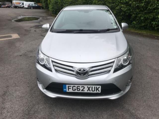 Toyota Avensis 2012 In Portsmouth Friday Ad