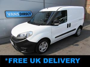 f323e70740 Used Fiat Doblo Cargo Commercial Vehicles for Sale in Southampton ...