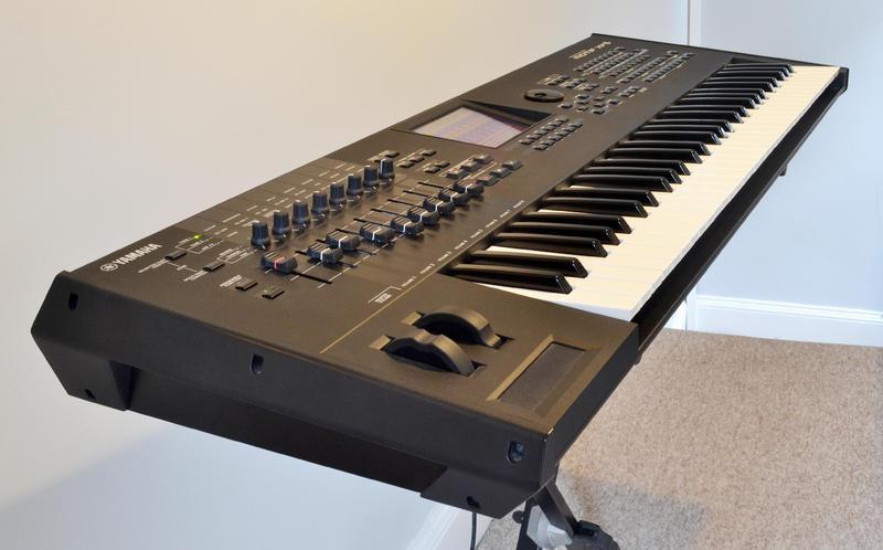 Yamaha Motif Xf For Sale