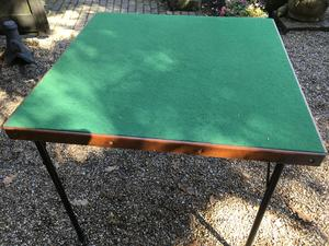Folding Card Tables - 2 Available in Brighton