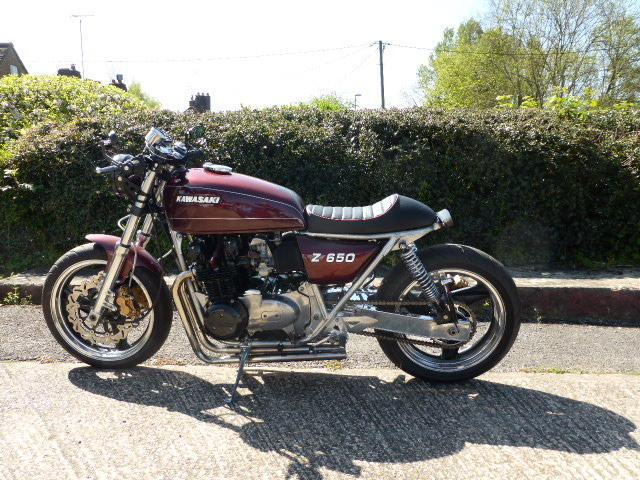 Kawasaki KZ 650 d in Crowborough - Expired | Friday-Ad