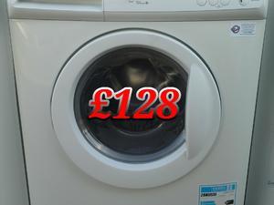 Washing Machine Zanussi White 7kg in St. Leonards-On-Sea