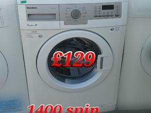 Washing Machine Blomberg White 7kg in St. Leonards-On-Sea
