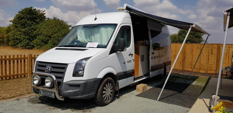 VW Crafter 2008 (Not T5) Stunning Campervan  LWB in Tonbridge