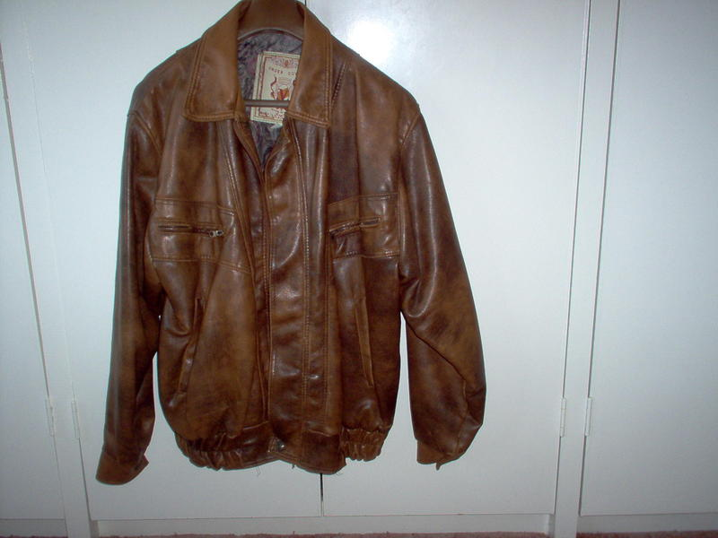 Man S Leather Jacket In Hove Friday Ad