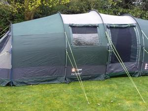 Fully equipped camping trailer holidays, used for sale  Hinckley
