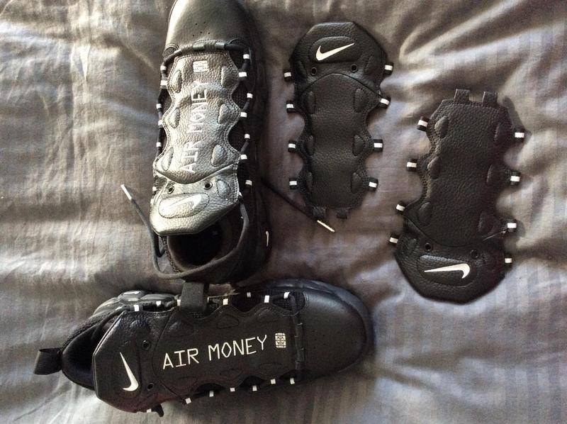 07dd4e600d8 Nike Air More Money shoes mens size 11 in Heathfield - Expired ...