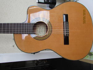 Used, IBANEZ ELECTRO ACOUSTIC GUITAR for sale  Sutton-In-Ashfield