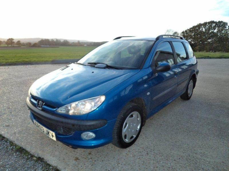 Peugeot 206 Sw 2003 In Lewes Friday Ad